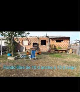 Terreno con casa en venta en Florencio Varela