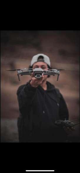 Alquiler de dron con piloto