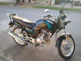 Vendo Yamaha Ybr 125 1900 Km Reales