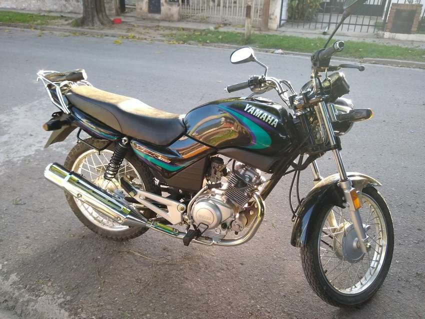 Vendo Yamaha Ybr 125 1900 Km Reales 0
