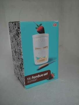 set fondue tiki para chocolate