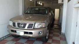 Nissan patrol como nuevo
