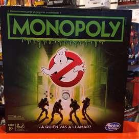 Monopoly edición - Cazafantasmas, Hasbro Gaming.