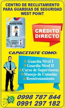 Centro de Reclutamiento para Guardias de seguridad