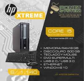 PC CORE I5 / RAM 8 GB / HD 500 GB / TECLADO+MOUSE