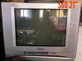 """Tv Sony 21"""" Pantalla Plana Excelente"""