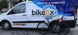 Busco chófer para reparto de bicicletas