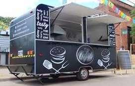 Busco personal para atender food truck