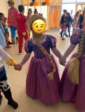 Difraz de Rapunzel