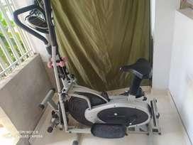 Se vende bicicleta de ejercicio