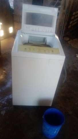 Vendo lavarropa automática en buen estado