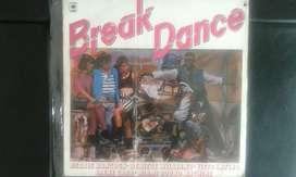 Lp,disco,acetato,vinilo,break Dance