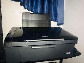 Impresora multifuncional epson tx 150