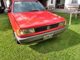 VW Saveiro 94 titular al día