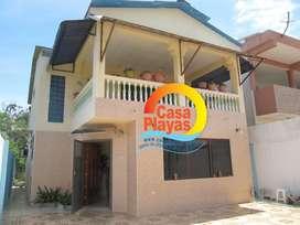 Venta de villa en Playas dentro en Ciudadela Cerrada al pie del mar Acapulco, Via a Data