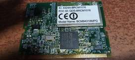 Tarjeta portátil Acer aspire 3000 series