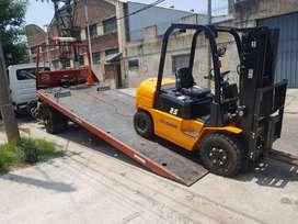 Auxilio Mecánico Grúas 24HS en Villa Luro