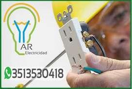 Electricista Matriculado ERSEP EPEC
