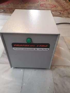 Elevador de corriente  para maquina  expresó