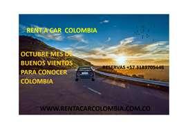 Alquiler de vehículos Santa Marta