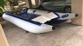Gomon catamaran inflable THUNDERCAT