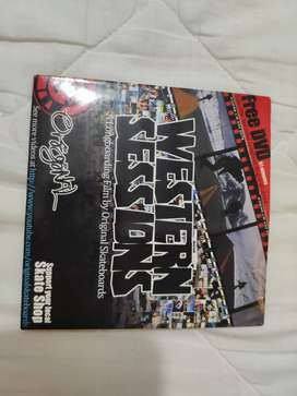 DVD - WESTERN SESSIONS SKATE