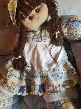 Vendo muñeca pepona