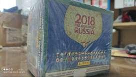 Caja Figuritas Rusia 2018