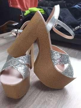 Sandalias nueva n38