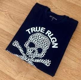 Camiseta true religion algodon