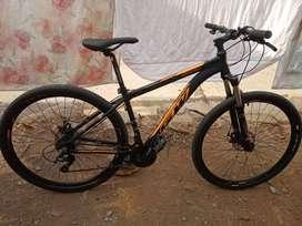 Bicicleta gw 29