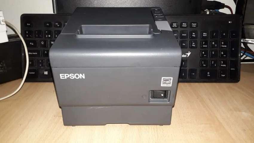 Impresoras ticketeras