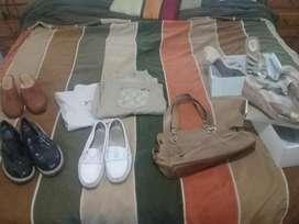 Vendo lote de ropa y calzados femeninos