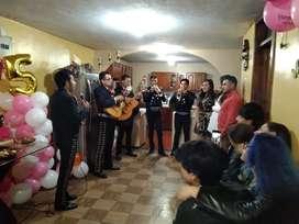 Mariachis en Quito Ajavi cumpleaños