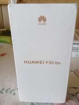 Huawei p30 Lite de paquete