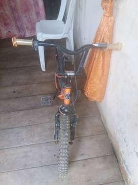 Bicicleta solo comprar tubos