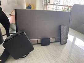 Parlante Bose portable + maletin Bose