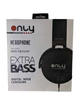 AURICULARES EXTRA BASS ONLY