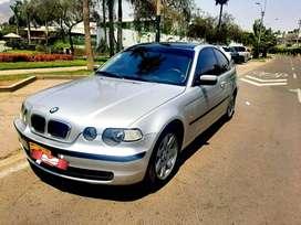 BMW 318 ti 2002