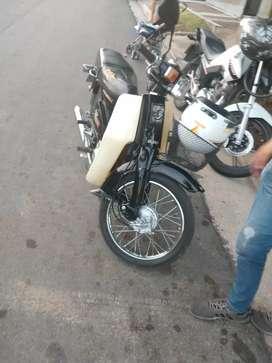 Vendo moto guerrero c90