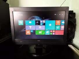"""Vendo monitor AOC 519Sw 15"""""""