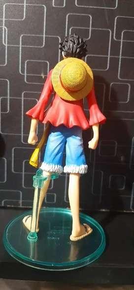 Figuras de acción one piece luffy Bandai