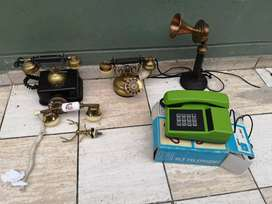 Teléfonos antiguos remato todo