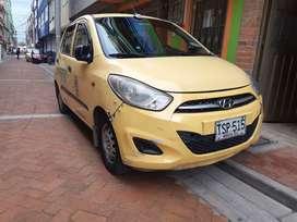 Vendo Taxi Bogota