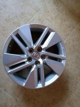 Vendo Llanta Aleacion Toyota Corolla Xei