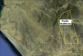 Se venden 18 mil hectáreas agrícolas, agua superficial. Sullana. Piura