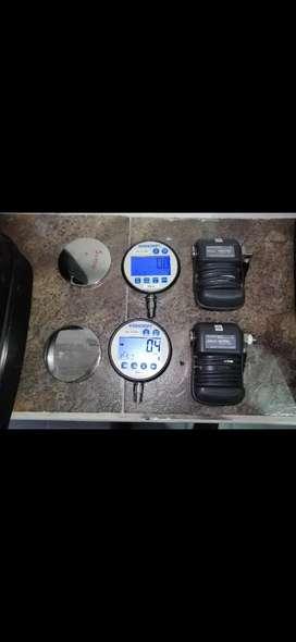 Manometros digitales y módulos de presión
