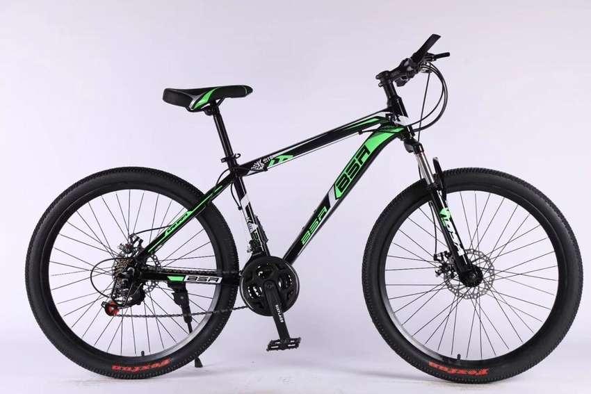 Bicicletas Todoterreno BSA