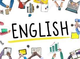 Clases de inglés y asesoría para exámenes y tareas.