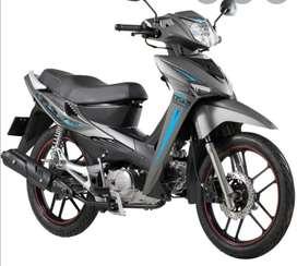 Se vende moto AKT 125 como nueva